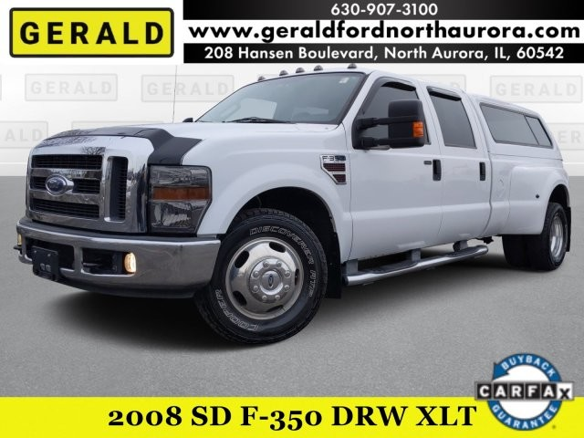 Pre-Owned 2008 Ford Super Duty F-350 DRW XLT