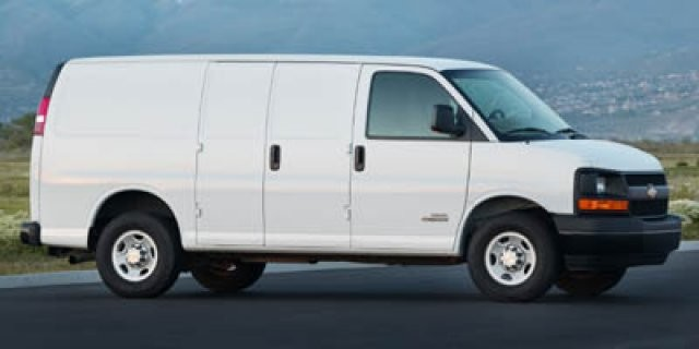 Pre-Owned 2006 Chevrolet Express Cargo Van cargo