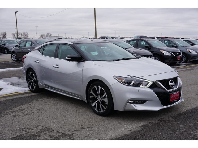 New Nissan Maxima >> New 2018 Nissan Maxima Platinum With Navigation