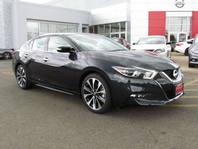 Awesome 2017 Nissan Maxima 3.5 Sr