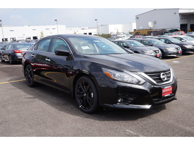 New 2017 Nissan Altima 2 5 Sr