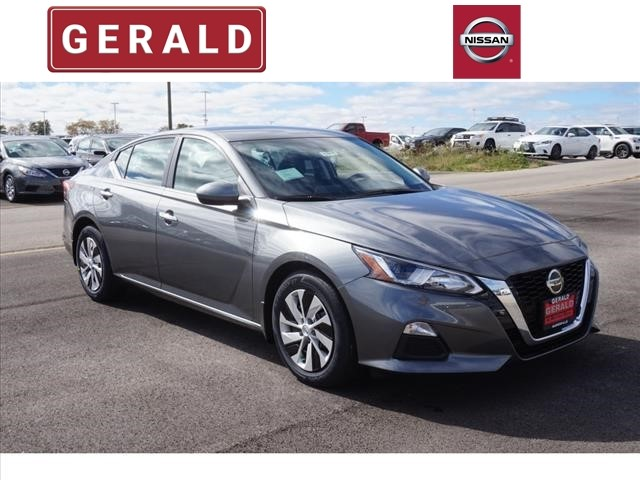 Lovely New 2019 Nissan Altima