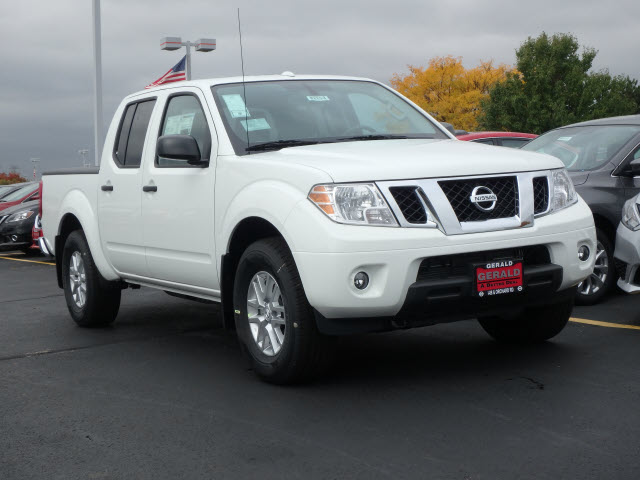 new 2016 nissan frontier sv 4x4 cc 4x4 sv 4dr crew cab 5 ft sb pickup 5a in naperville 42253. Black Bedroom Furniture Sets. Home Design Ideas