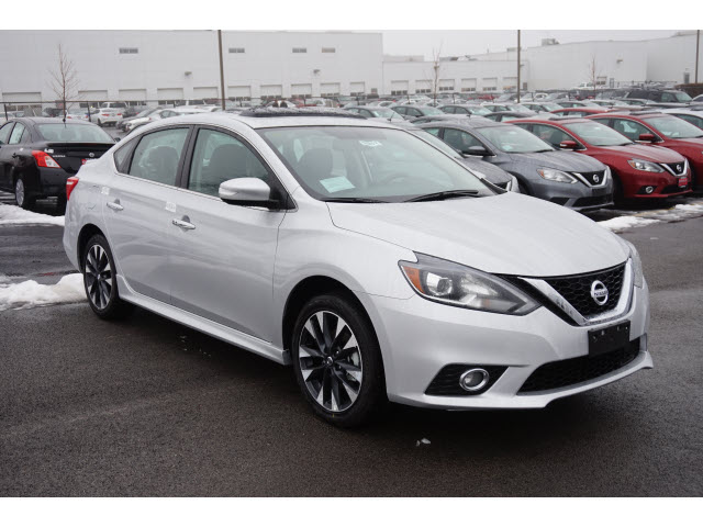 New 2018 Nissan Sentra Sr Cvt Sr 4dr Sedan In Naperville
