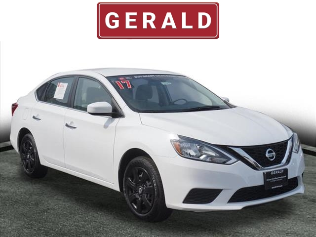 Pre Owned 2017 Nissan Sentra S