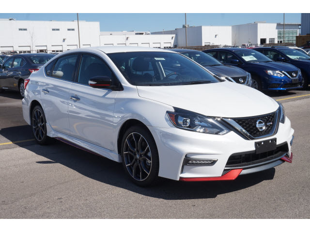 New 2018 Nissan Sentra Nismo Manual Nismo 4dr Sedan 6m In Naperville 57287 Gerald Nissan Of
