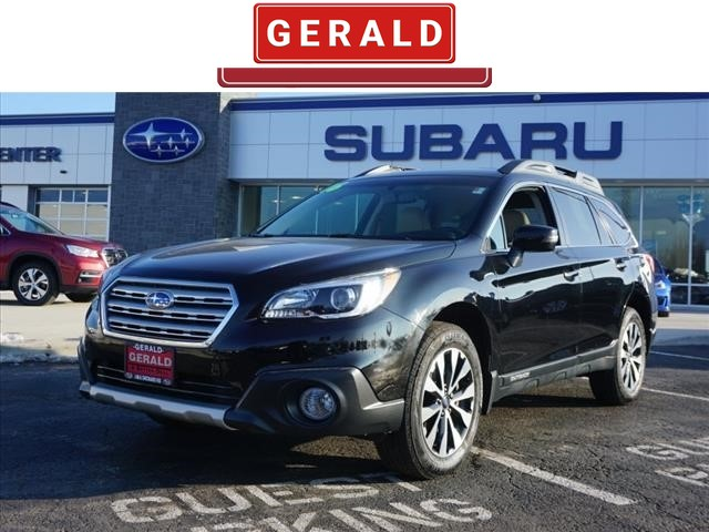 Pre Owned 2016 Subaru Outback 2 5i Limited