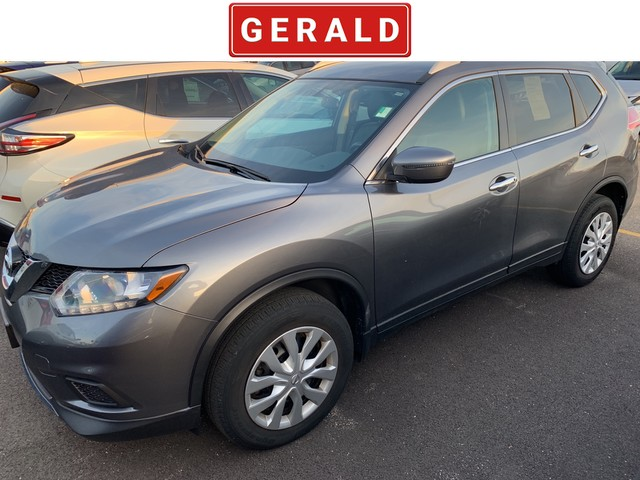 Pre Owned 2016 Nissan Rogue Sl