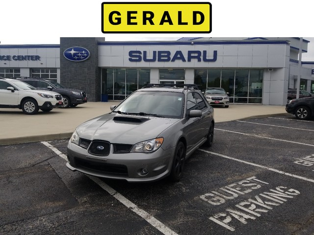 Pre Owned 2006 Subaru Impreza Wagon Wrx Limited