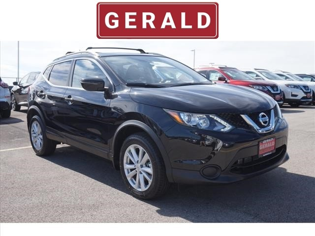 New 2018 Nissan Rogue Sport AWD SV AWD SV 4dr Crossover in ...