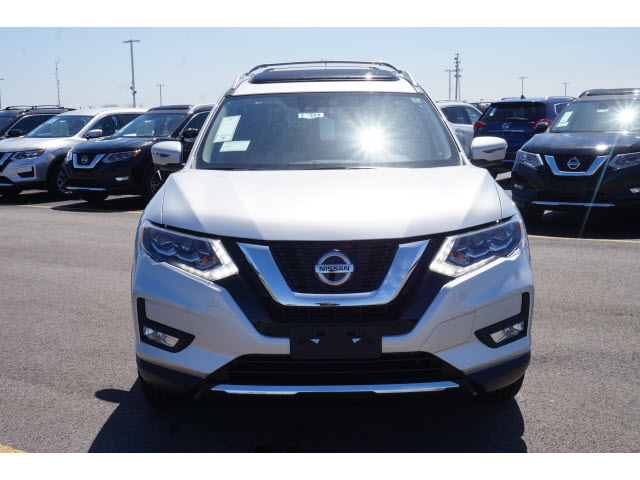 New 2018 Nissan Rogue Sl Awd Awd Sl 4dr Crossover In Naperville