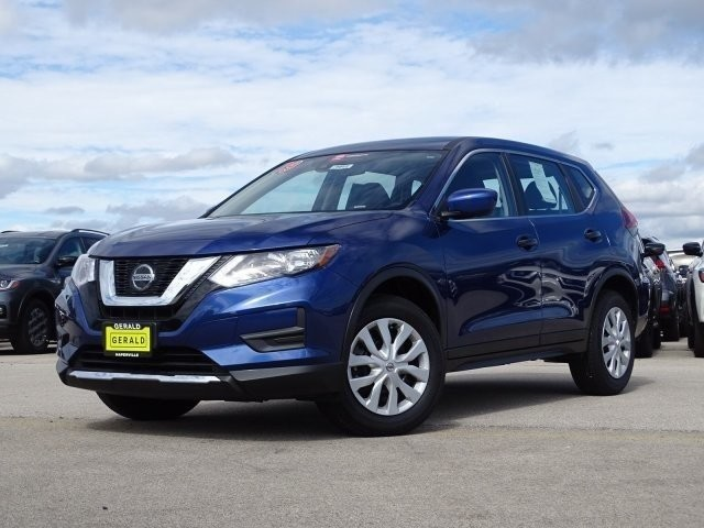 New 2019 Nissan Rogue S AWD Nissan Rogue Fuse Box Usb on