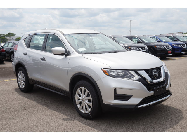 New 2018 Nissan Rogue Awd S Awd S 4dr Crossover In