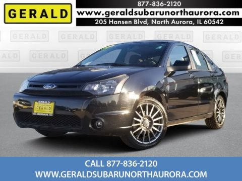 Pre-Owned 2010 Ford Focus SES