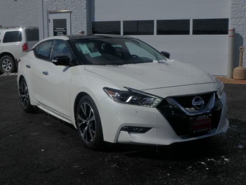 New 2017 Nissan Maxima PLAT 3.5L With Navigation