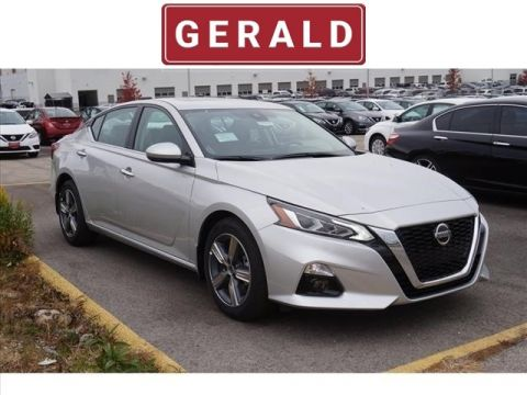 New Nissan Altima In Naperville Gerald Nissan Of Naperville